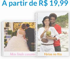 FotoLivros a partir de R$ 19,99