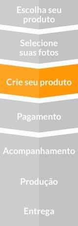 Etapas para criação: Crie seu produto